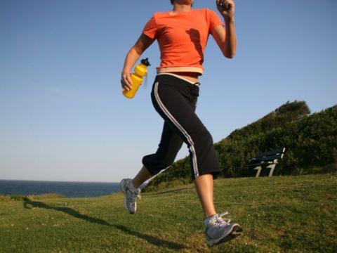 Motivated Runner