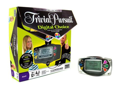 trivial pursuit digital choice edition