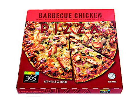 Barbecue Chicken Frozen Pizza