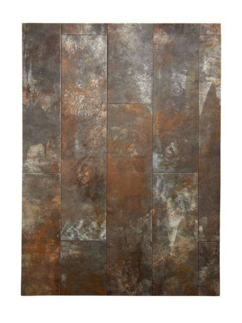copper and brown colored floor tiles