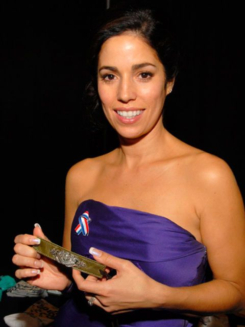 ana ortiz at the alma awards