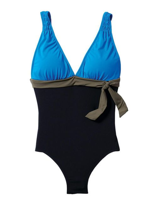 one piece a.n.a jc penney swimsuit