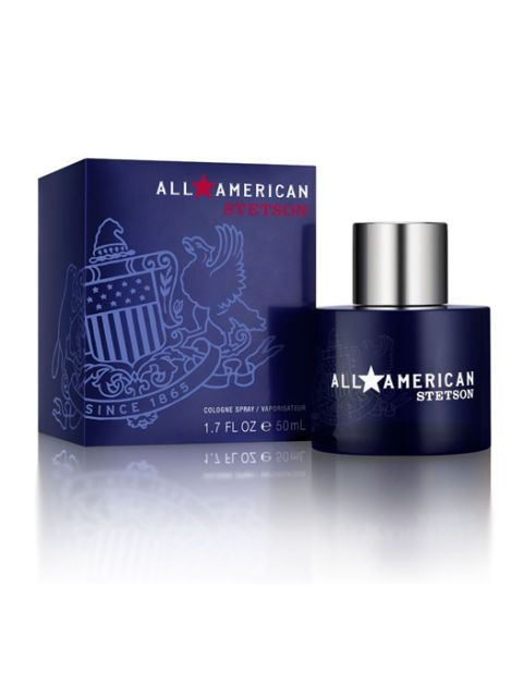 all american stetson cologne