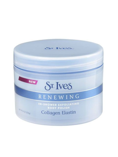 St. Ives In-Shower Exfoliating Renewing Body Polish