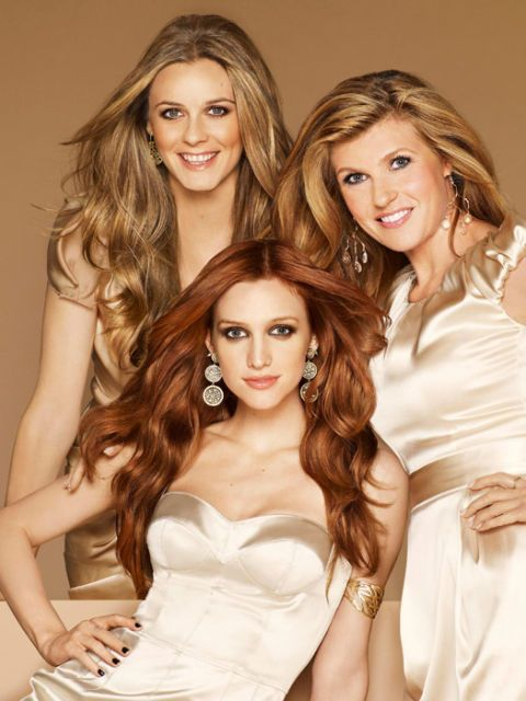 Alicia Silverstone, Ashlee Simpson, Connie Britton