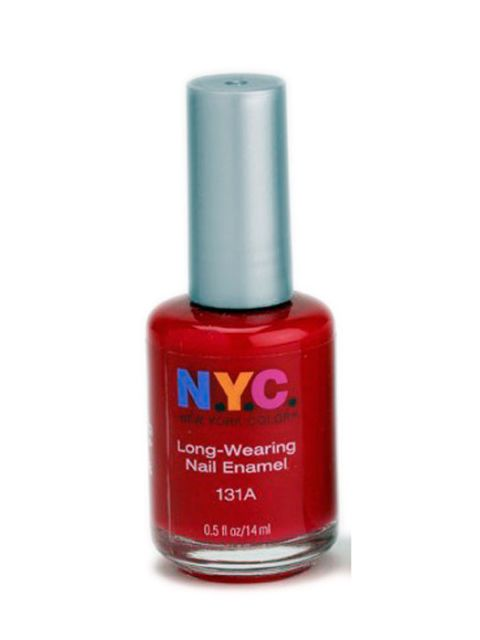 New York Color nail polish