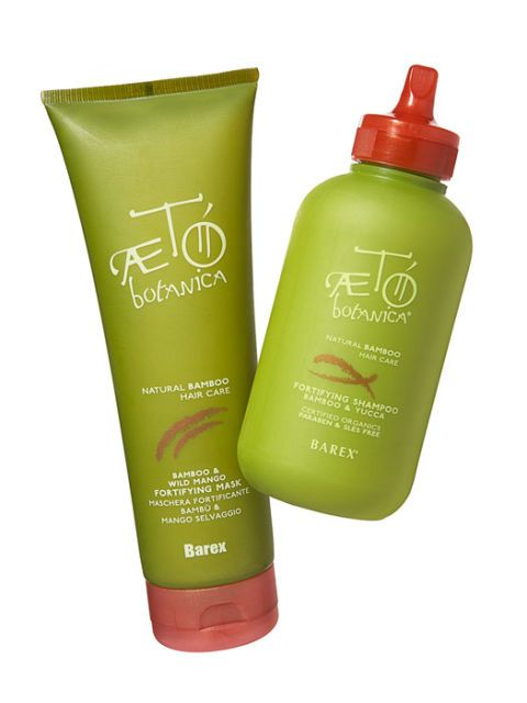 aeto botanica bamboo shampoo