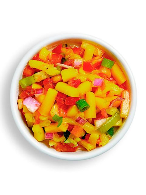 tangy tropical salsa