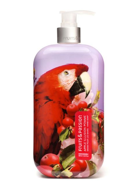 scented hand soap