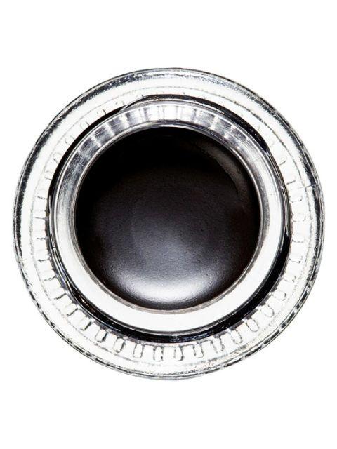 pot of black gel eyeliner