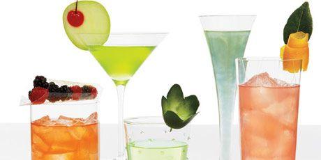 Pretty Drink Garnishes