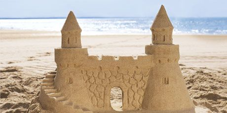Sand Castle Building Tips And Tricks