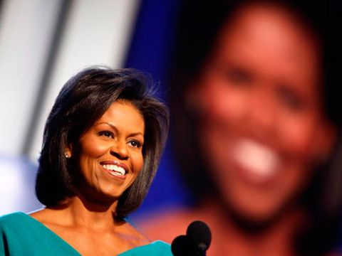 potential first lady michelle obama