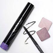 eyeshadow mascara and eyeliner