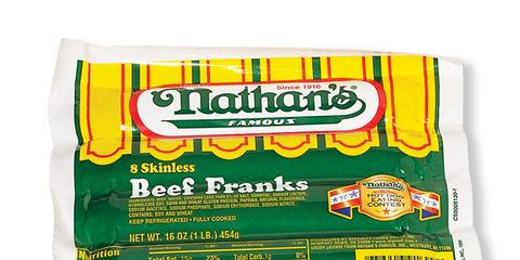 nathan's famous beef franks