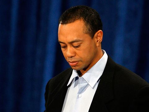 tiger woods apologizes