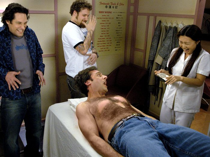 male waxing
