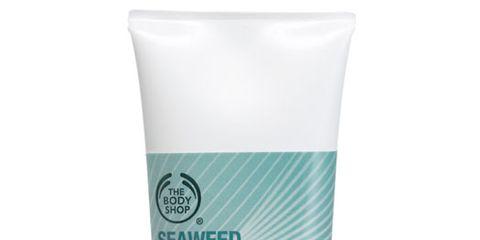 tube of the body shops pore-cleansing facial exfoliator