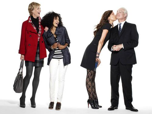 tim gunn and women