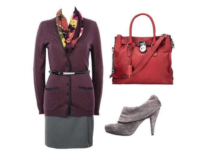 a960933bf10 Gray Dress - How to Dress Up a Gray Dress