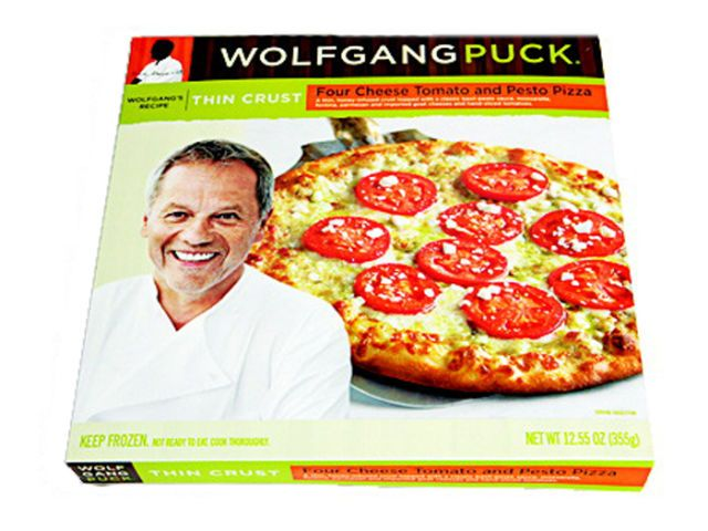 wolfgang puck frozen pizza