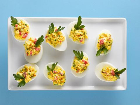 down home deviled eggs
