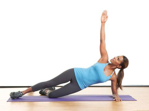 arm rolls exercise