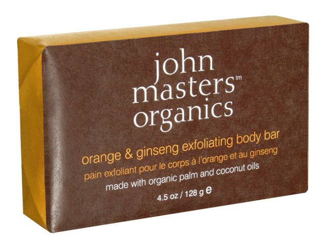 John Masters Exfoliating Body Bar