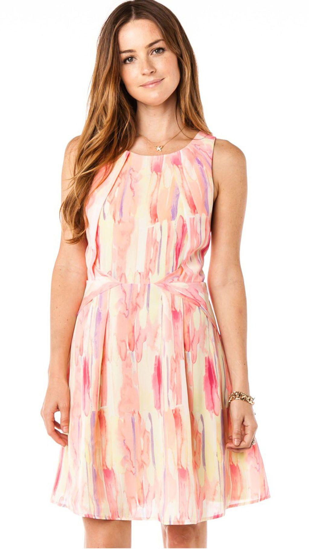Summer Dresses - Cute Summer Dress Under $100
