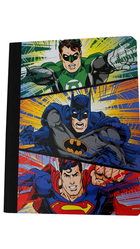 Target Justice League Superman Notebook