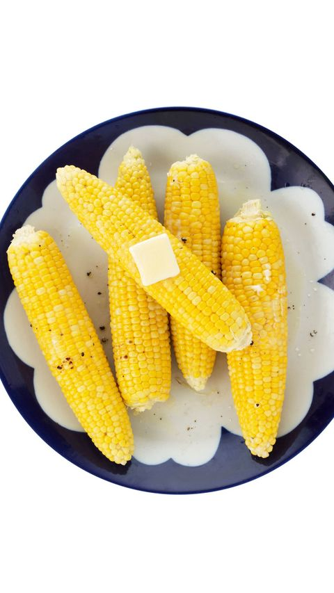 Better boiled corn