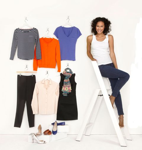 0118ea64da2 Outfit Ideas for Spring 2013 - Spring Wardrobe On a Budget