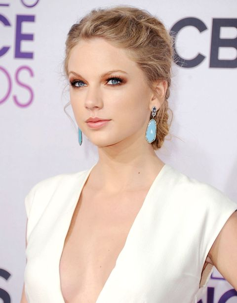 taylor swift turquoise earrings