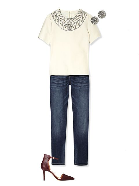 Clothing, Brown, Product, Sleeve, Trousers, Denim, Collar, Jeans, Textile, Fashion,