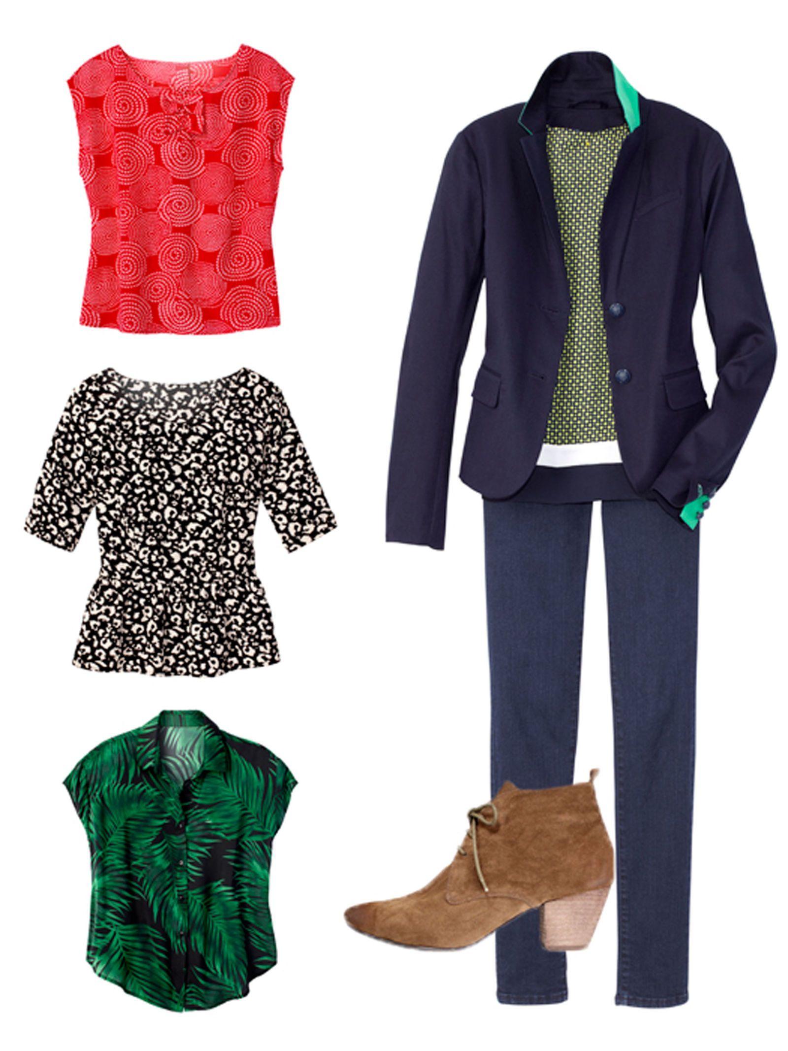 heidi klum fashion tips