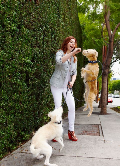 alyson hannigan spring fashion