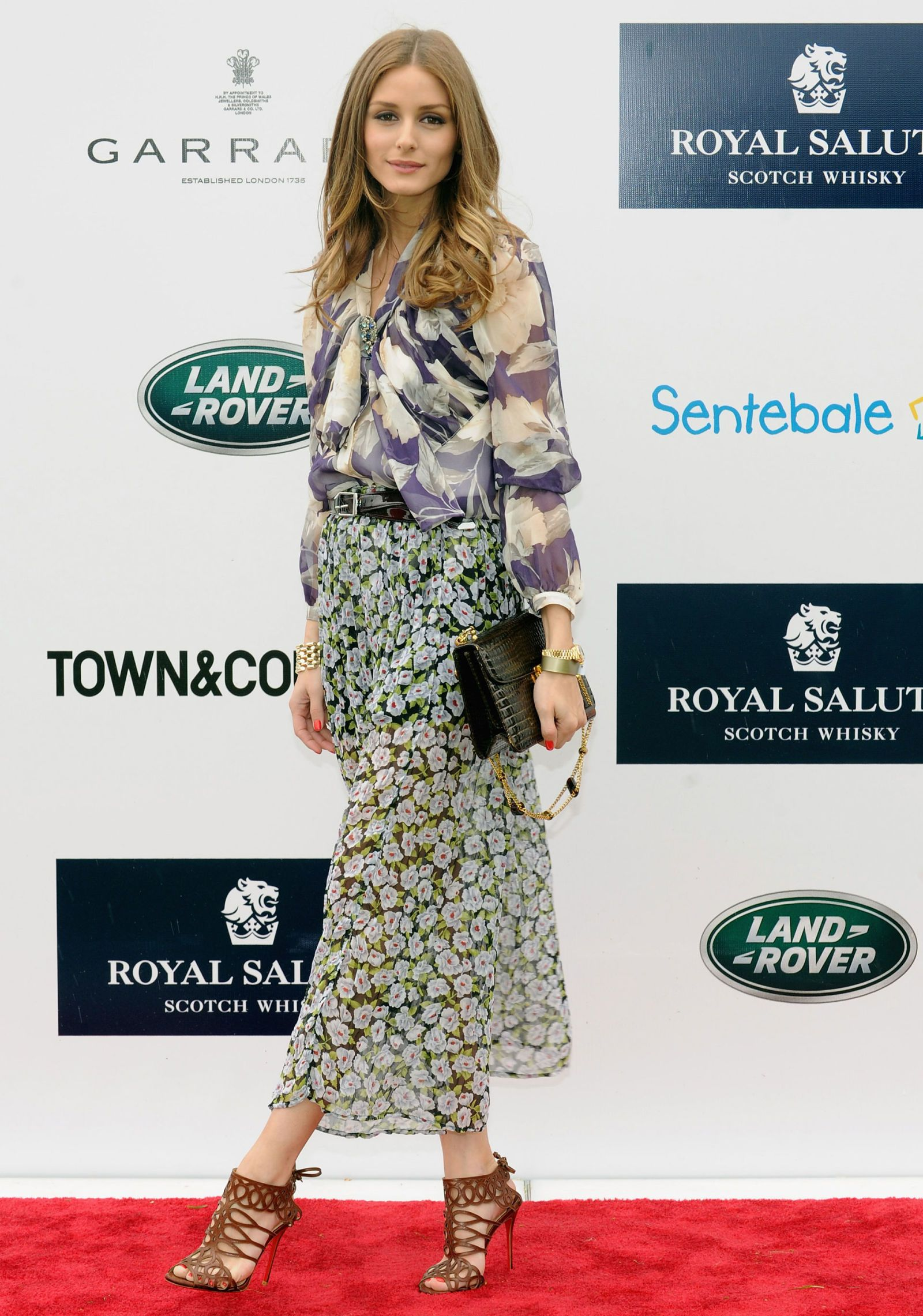 dress - How pull celebs off mixed prints video