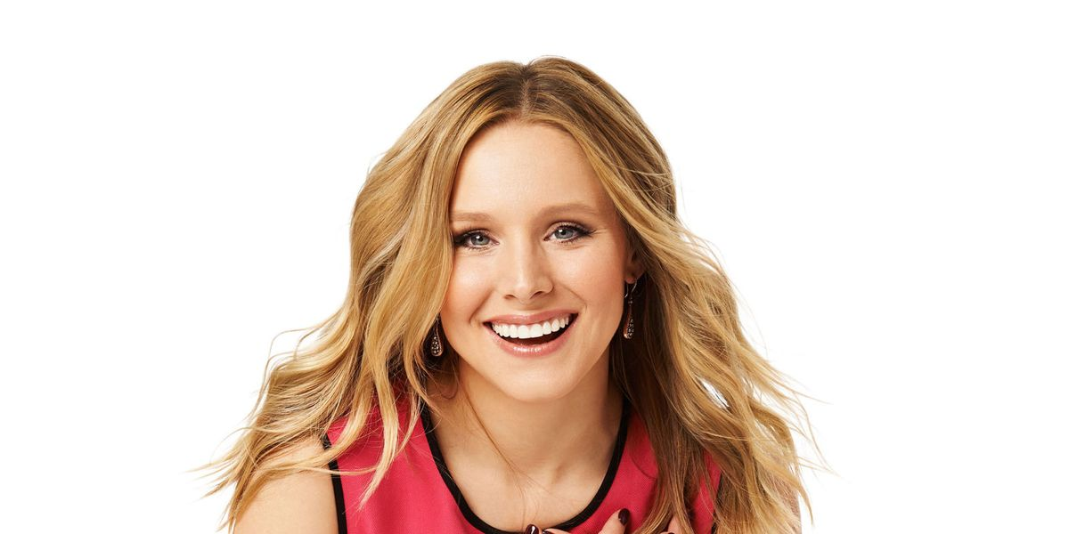 210e99550ed1b4 How to Be Happy, By Kristen Bell