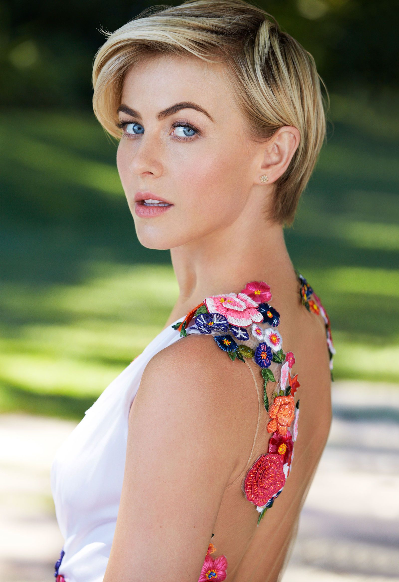 For Julianne Hough, Everything Has Changed