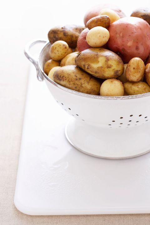 Non-organic potatoes