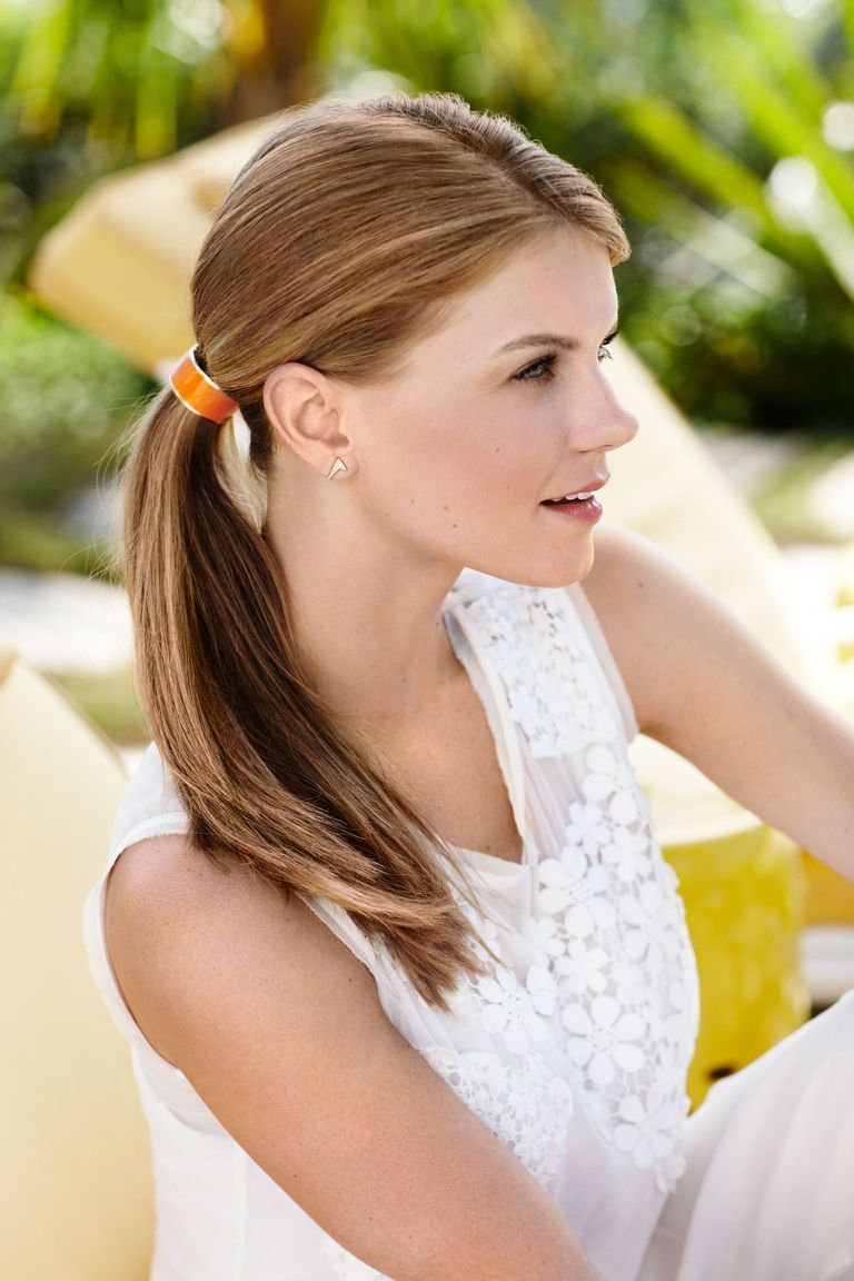 Quick Summer Hairstyles - Hair Tips And Trends 2013