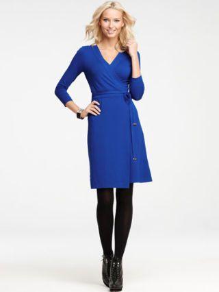5. Wrap Dress