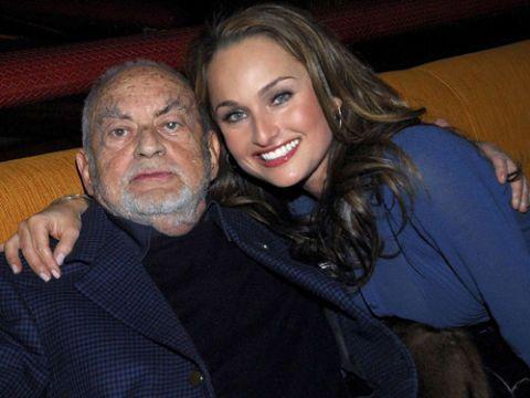 giada de laurentiis with her late grandfather