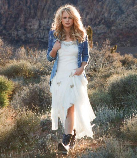 Miranda Lambert In Desert