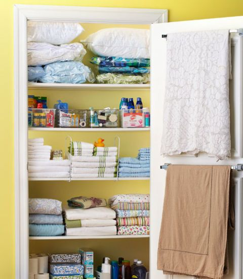 Ordinaire 5 Easy Ways To Clean Up Your Linen Closet