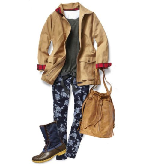 hunting fashion trend