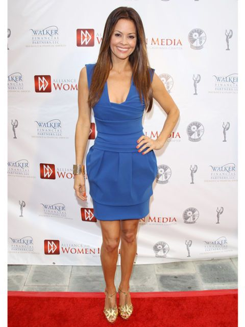 Brooke Burke, mom fashion style
