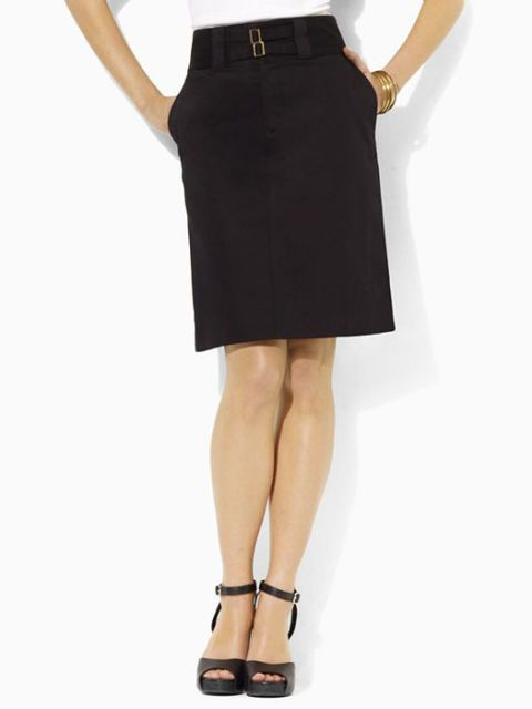A Great Pencil Skirt