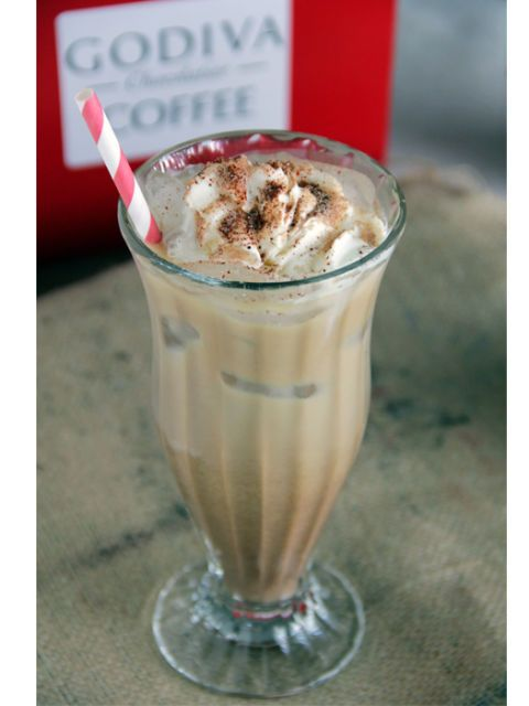 Spicy mayan mocha iced