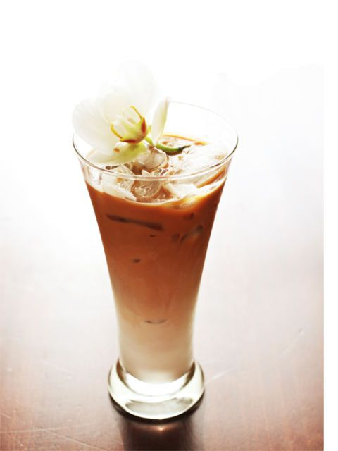 thai iced latte